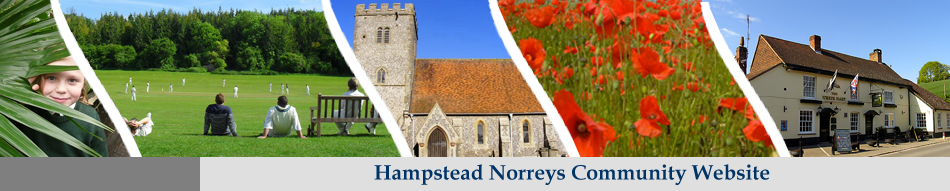 Hampstead Norreys Home